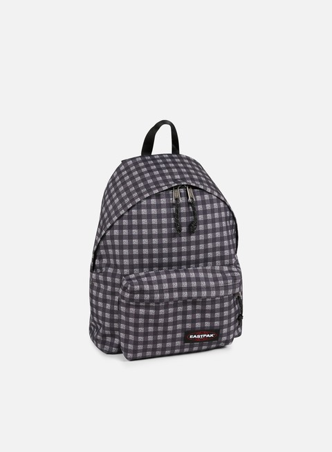 accessori eastpak padded pak r backpack checksange black