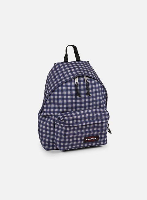 accessori eastpak padded pak r backpack checksange blue