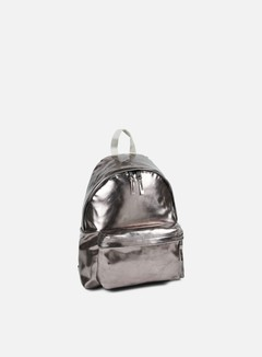 Eastpak - Padded Pak'r Backpack, Dark Silver