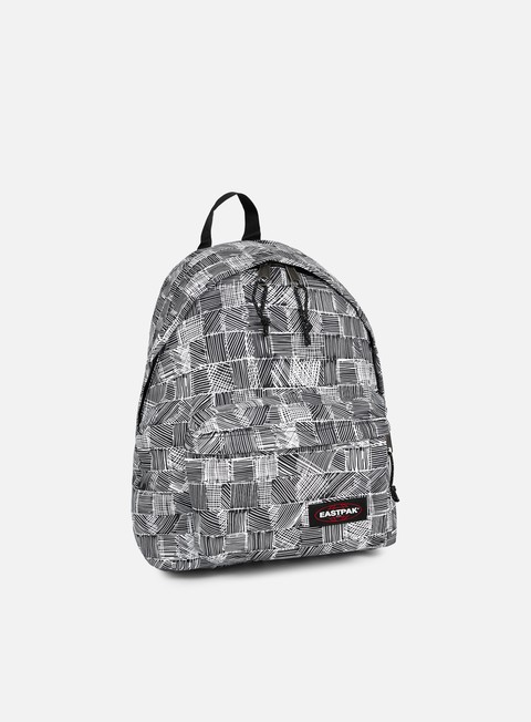accessori eastpak padded pak r backpack doodle check