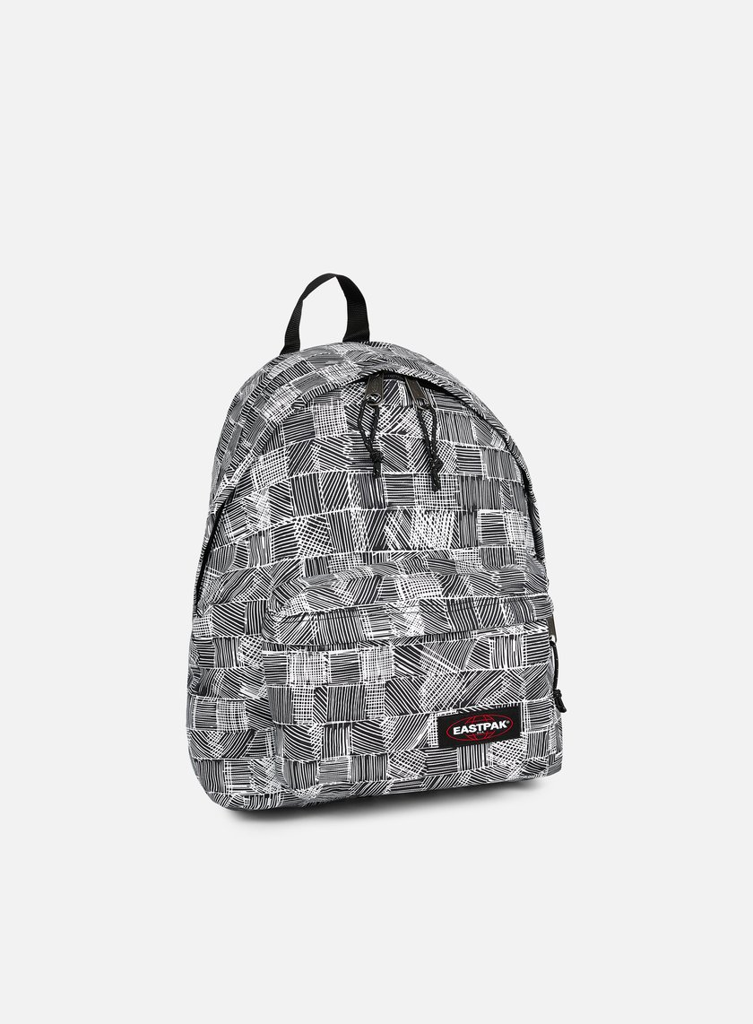 Eastpak - Padded Pak'r Backpack, Doodle Check