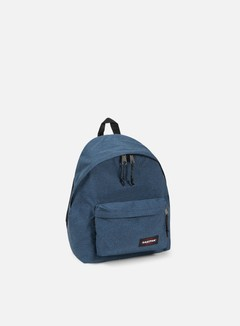 Eastpak - Padded Pak'r Backpack, Double Denim