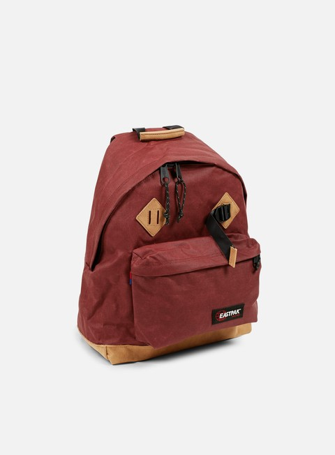 accessori eastpak padded pak r backpack east merlot