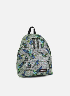 Eastpak - Padded Pak'r Backpack, Hummingbirds