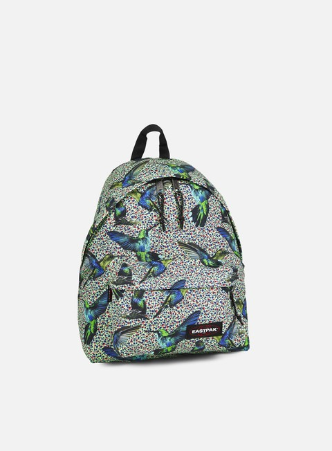 accessori eastpak padded pak r backpack hummingbirds
