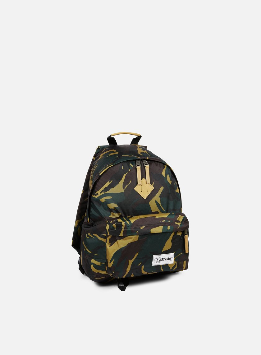 Eastpak - Padded Pak'r Backpack, Into Camo