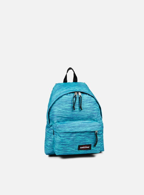 accessori eastpak padded pak r backpack knit blue