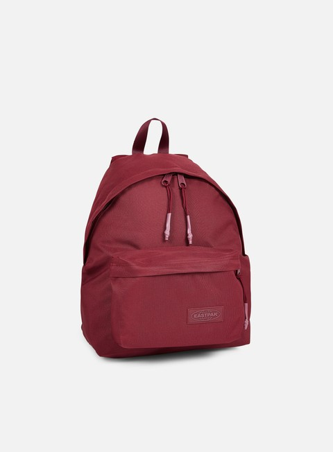 accessori eastpak padded pak r backpack merlot matchy