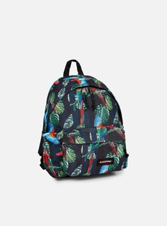 Eastpak - Padded Pak'r Backpack, Parrots