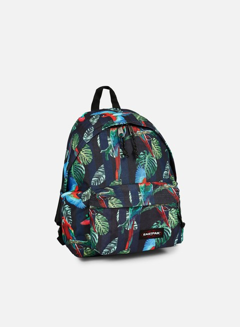 accessori eastpak padded pak r backpack parrots