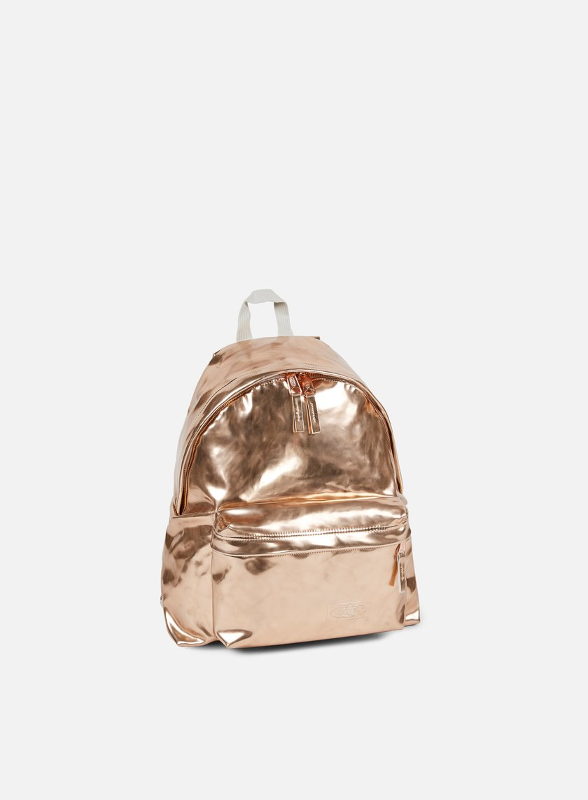 Eastpak - Padded Pak'r Backpack, Rose Gold