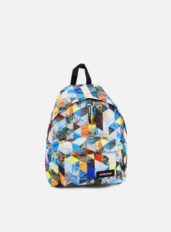 Eastpak - Padded Pak'r Backpack, Triangle Bright 1