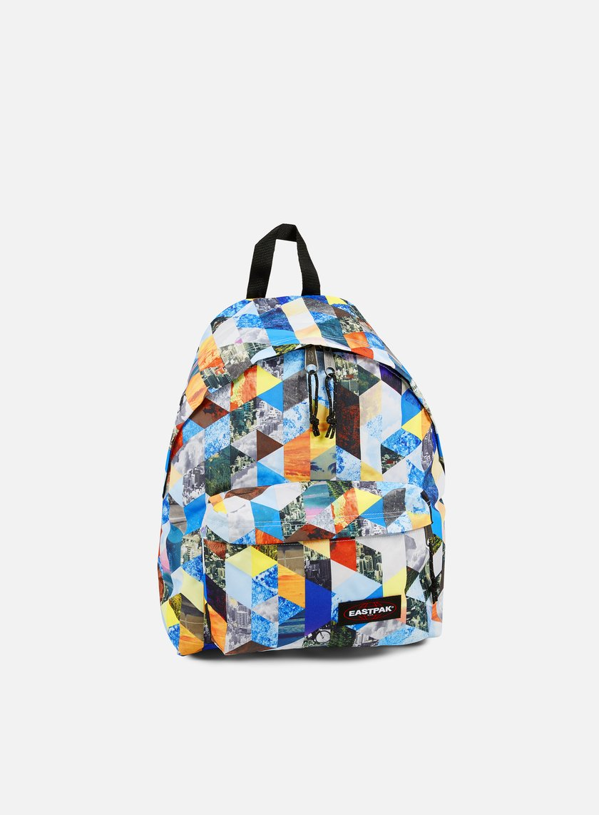 Eastpak - Padded Pak'r Backpack, Triangle Bright