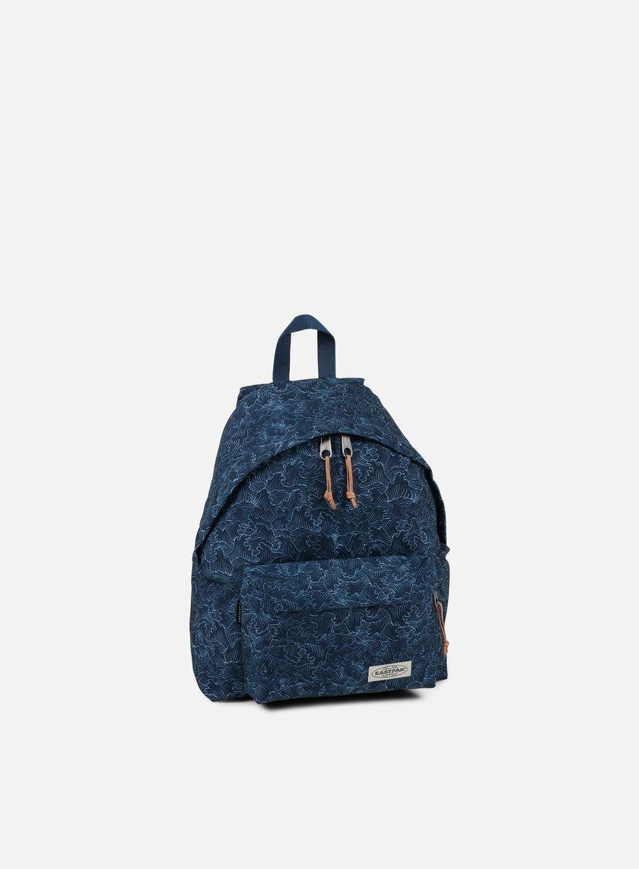 Eastpak - Padded Pak'r Backpack, Waves