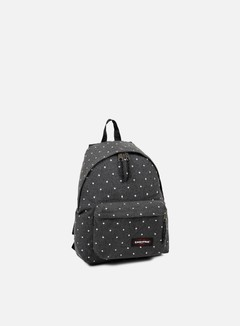 Eastpak - Padded Pak'r Backpack, White Crosses
