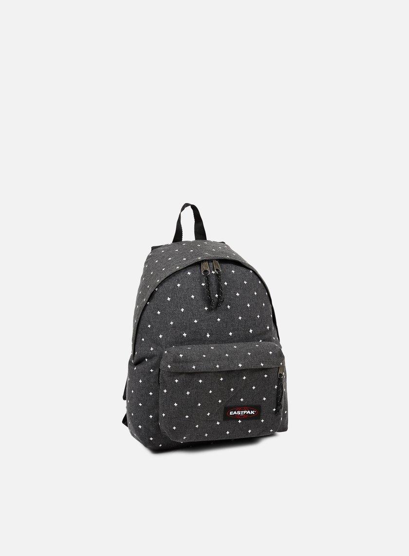Eastpak - Padded Pak'r Backpack, White Crosses