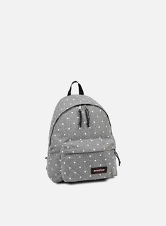 Eastpak - Padded Pak'r Backpack, White Squares
