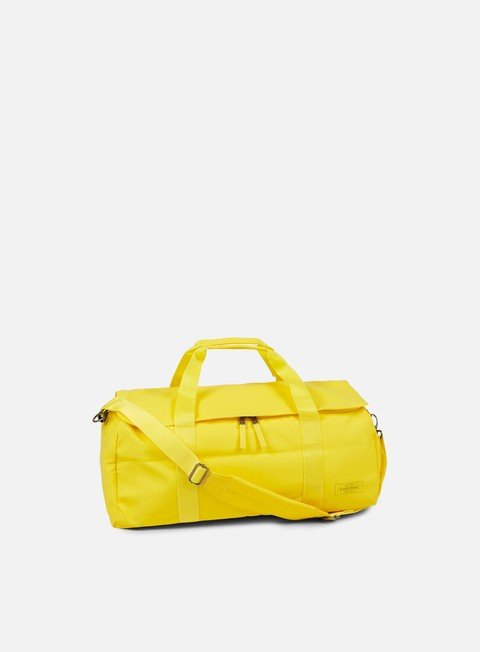accessori eastpak perce duffle bag brim yellow
