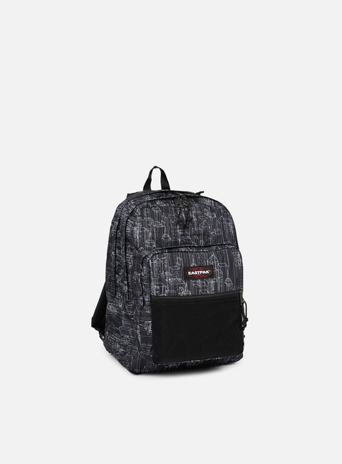 accessori eastpak pinnacle backpack black blocks