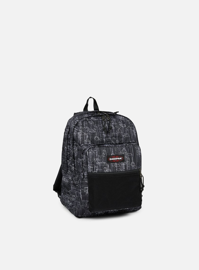 Eastpak - Pinnacle Backpack, Black Blocks