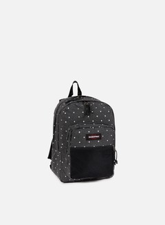 Eastpak - Pinnacle Backpack, White Crosses