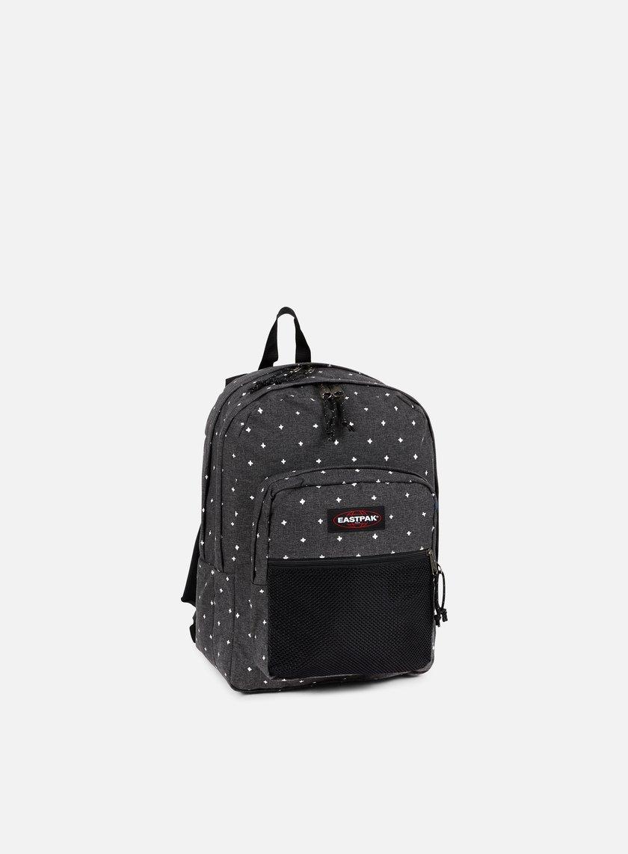 Eastpak - Pinnacle Backpack, White Crosses