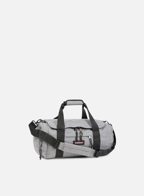 accessori eastpak reader duffle bag small sunday grey
