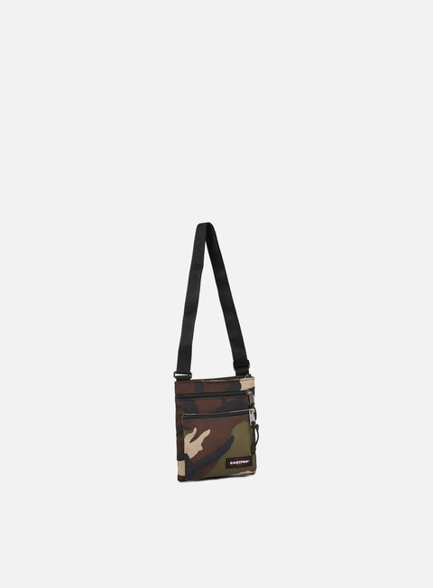 accessori eastpak rusher neck pouch bag camo