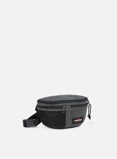 Eastpak - Sawer Bum Bag, Black Denim 1