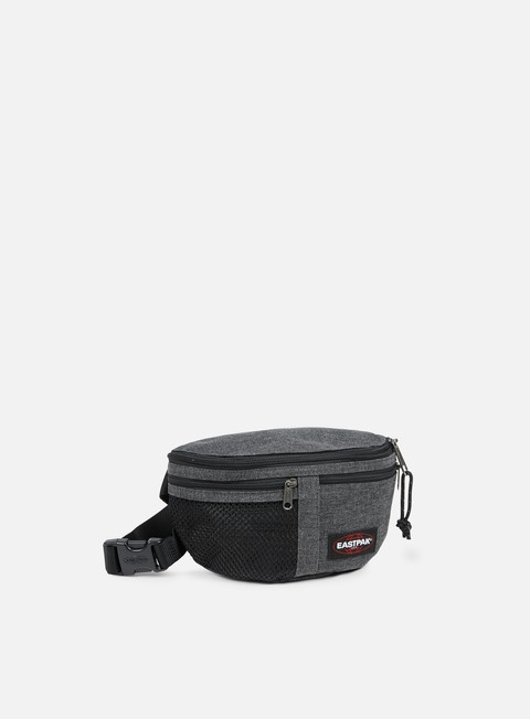 accessori eastpak sawer bum bag black denim