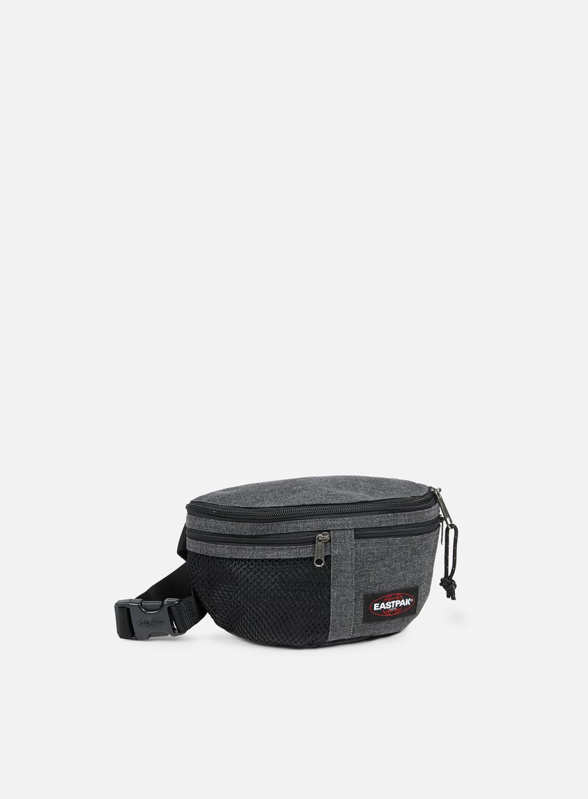 Eastpak - Sawer Bum Bag, Black Denim