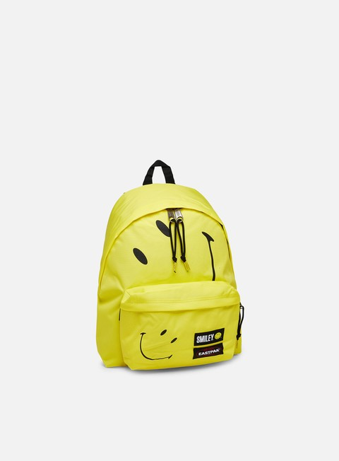 Zaini Eastpak Smiley Padded Pak'R Backpack