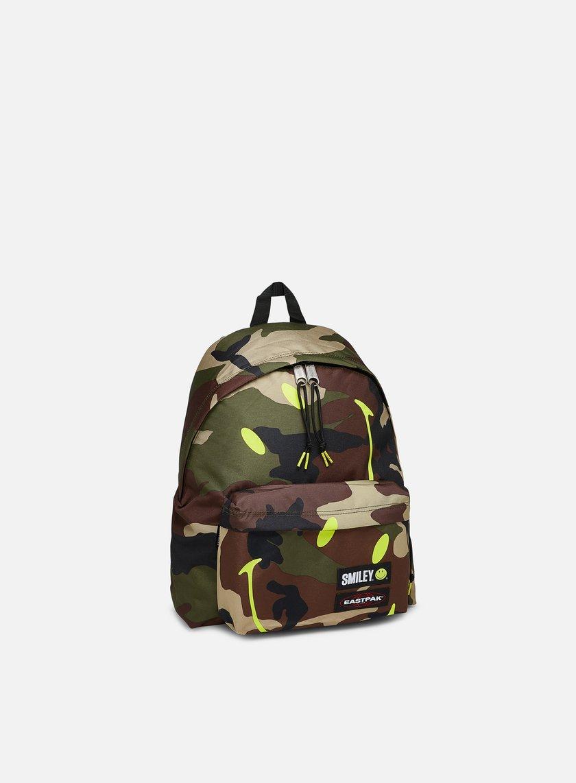 Eastpak Smiley Padded Pak'R Backpack