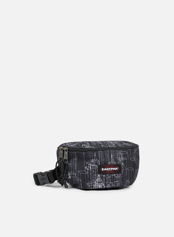 Eastpak - Springer Bum Bag, Black Blocks
