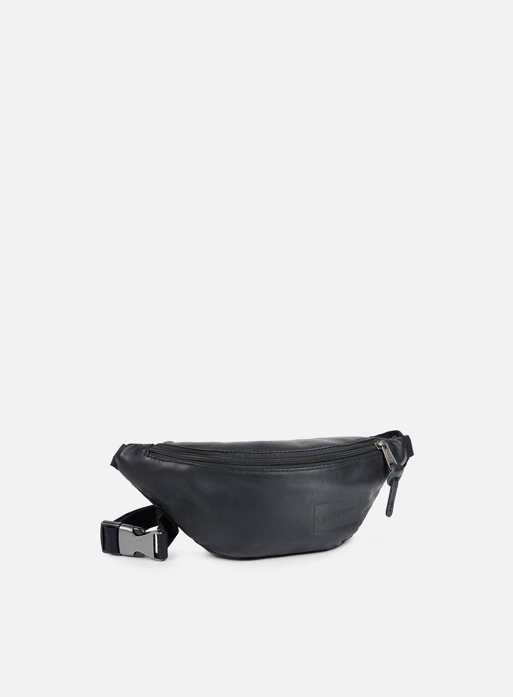 Eastpak - Springer Bum Bag, Black Ink Leather