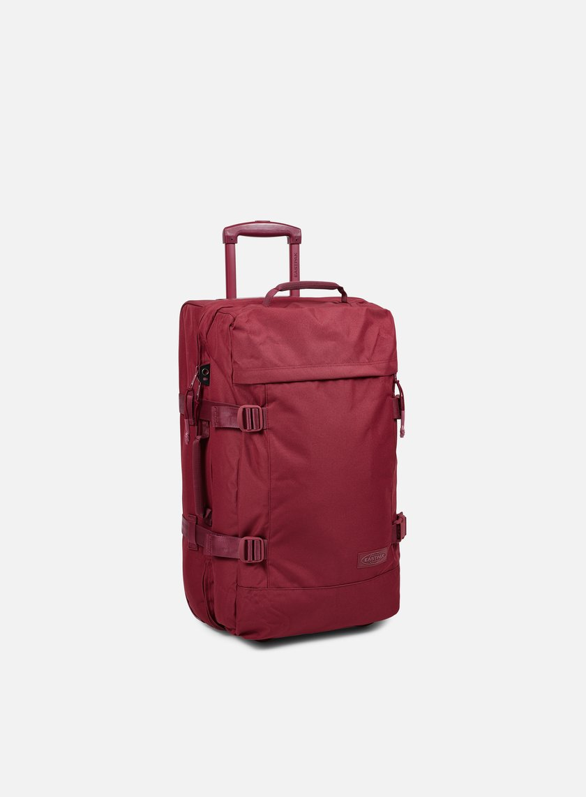 Eastpak - Tranverz Travel Bag Medium, Merlot Matchy