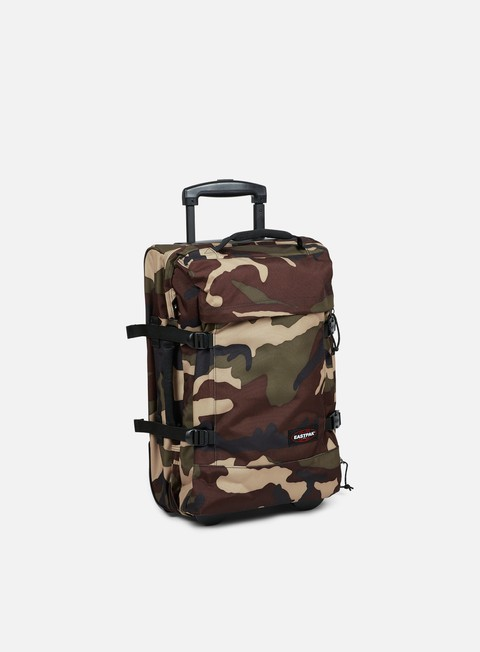 accessori eastpak tranverz travel bag small camo