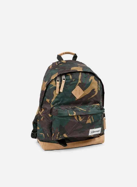 accessori eastpak wyoming backpack into camo
