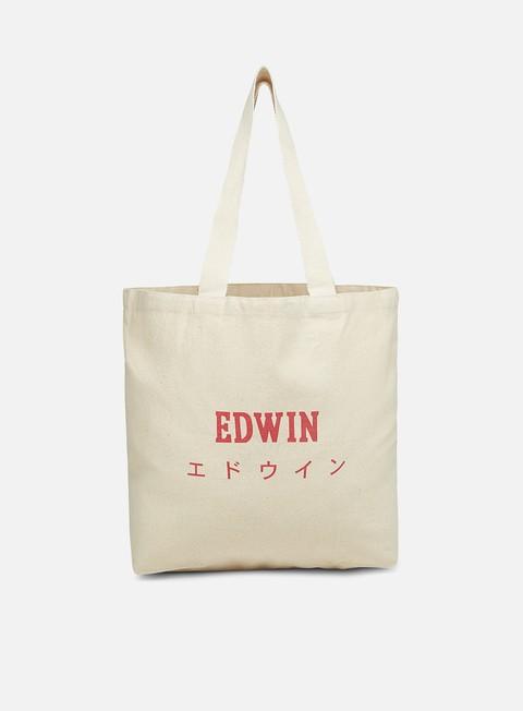 Borse Edwin Edwin Shopper Tote Bag