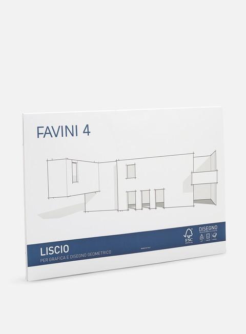 Blackbooks & supports Favini 4 Cartangoli 33x48 220 gr