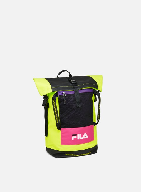 Zaini Fila Frosted Rolltop Backpack