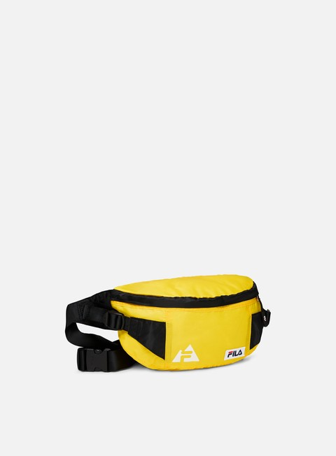 accessori fila goteborg waist bag vibrant yellow