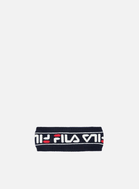 Various Accessories Fila Intarsia Knitted Headband