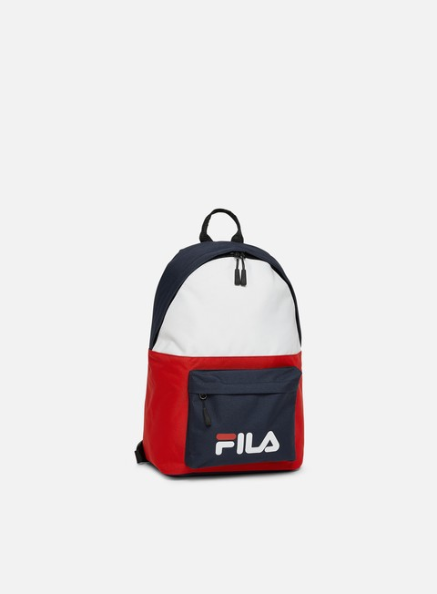 Outlet e Saldi Zaini Fila New S'Cool Two Backpack