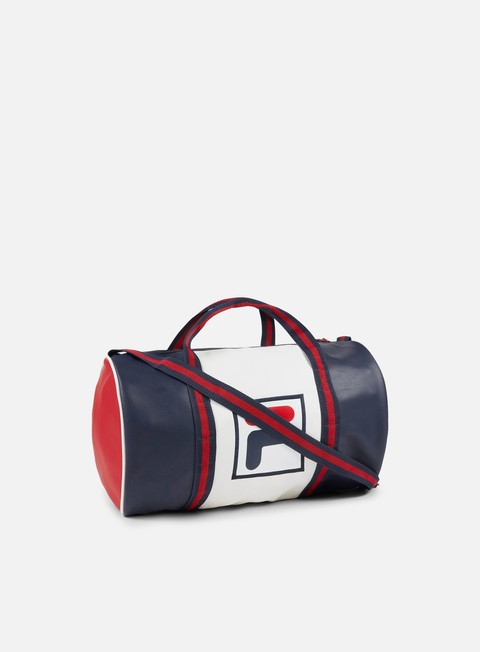 accessori fila pu barrel bag color blocking