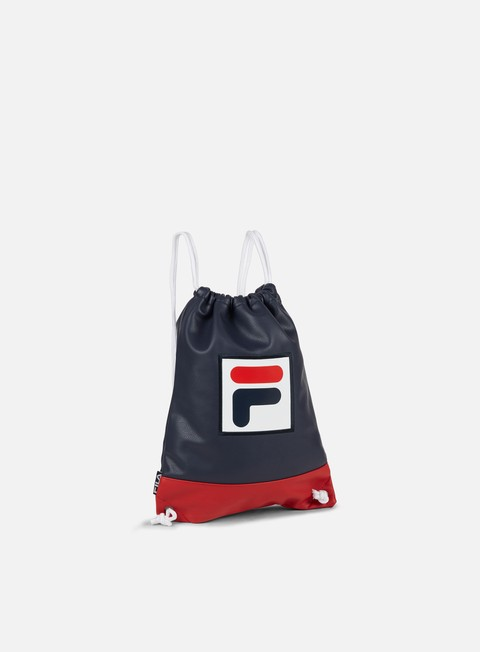 accessori fila pu gym sack color blocking