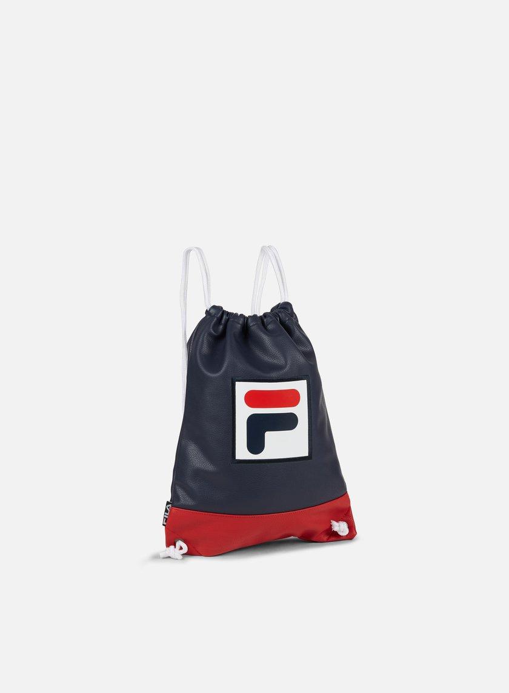 Fila - PU Gym Sack, Color Blocking