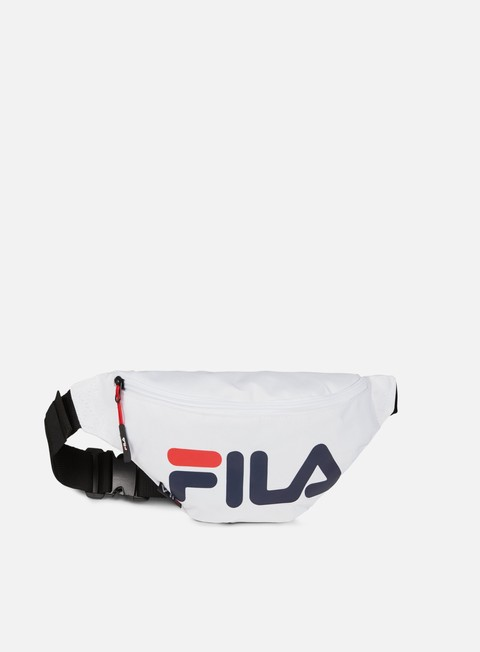 accessori fila waist bag white
