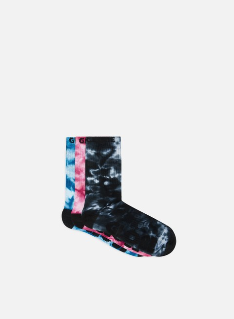 Globe All Tied Up Sock 3 Pack