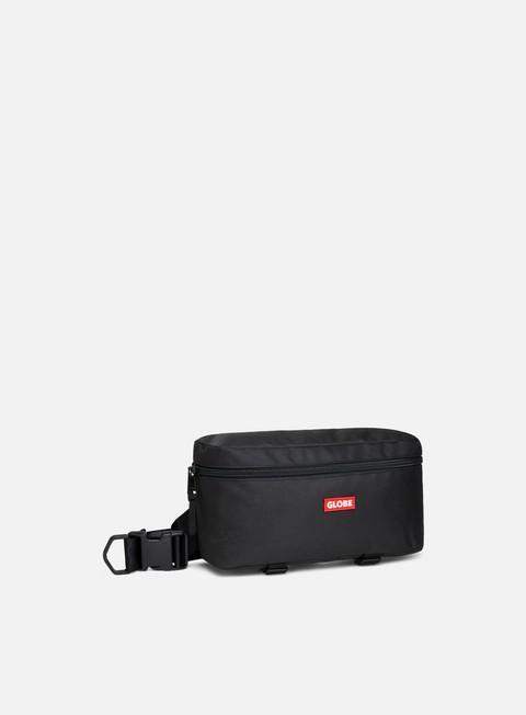 accessori globe bar shoulder pack black